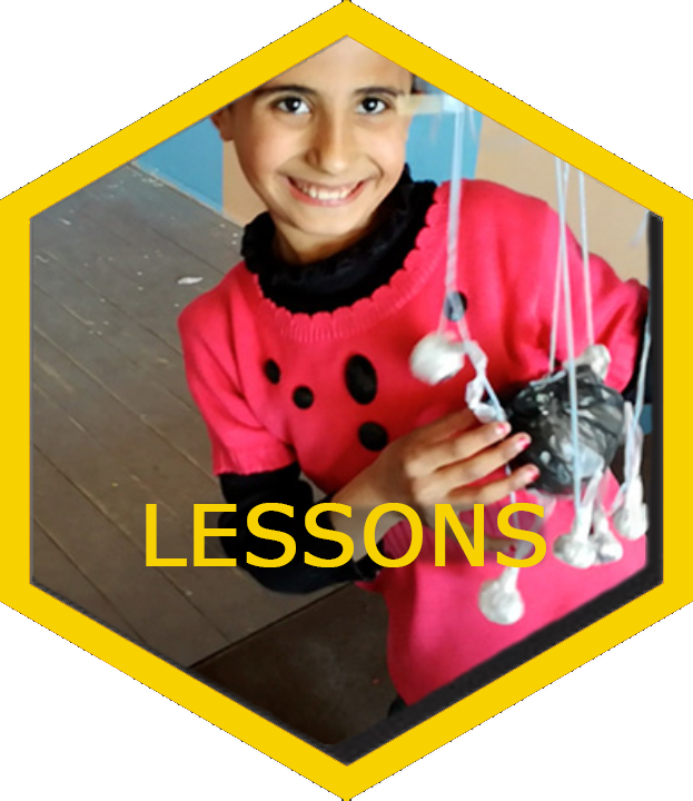 Lessons Button
